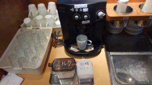 圓園のコーヒーメーカー
