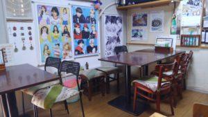 西葛西の韓国料理屋 オアシスの内観