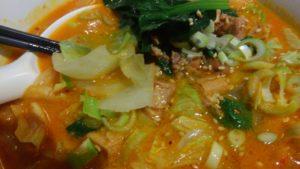 圓園の麻辣麺