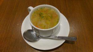 たまご洋食 グリルモアのセットスープ