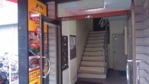 ハローベトナムレストラン 西葛西店 1階の入り口