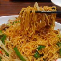 阿里城sunamo店で旨辛中華&台湾料理ディナー♪麻辣牛肉和えそば等オリジナルメニューも充実してて旨い!
