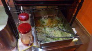 陳家私菜 秋葉原店のセルフ形式のスープ