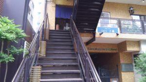 Irori さ藤の外階段