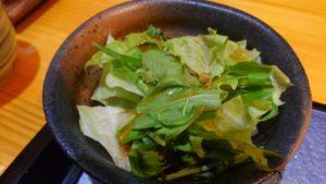 Irori さ藤の石狩鍋定食3