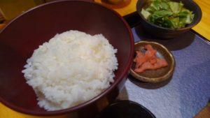 Irori さ藤の石狩鍋定食2
