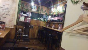 Beaf LABO 西葛西店のテーブル席2