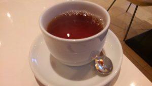 フォーシーズンズカフェのの紅茶