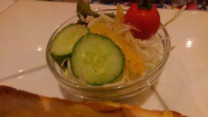 フォーシーズンズカフェのサラダ
