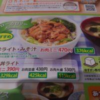 すき家で糖質制限ランチ!牛丼ライトってご飯の代わりにお豆腐入ってるらしいけど、ぶっちゃけ味はどうなのか?初挑戦してきた!